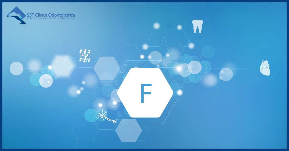 trattamento dentale fluoro